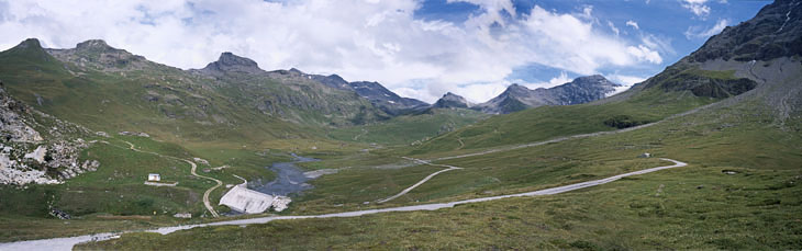 Vallons du Clou, one hour walk from chalet